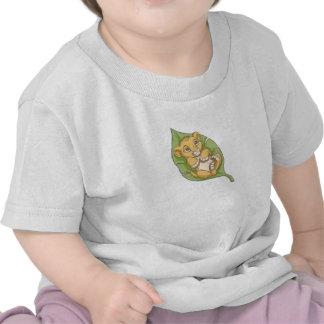 Simba infantil Disney Camiseta