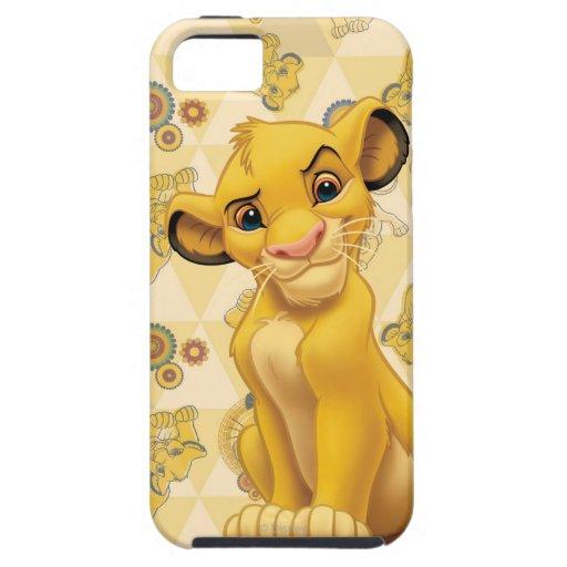 Simba iPhone 5 Case