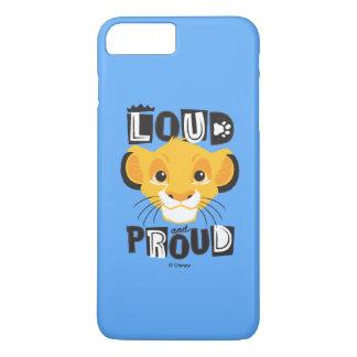 Simba | Loud And Proud iPhone 8 Plus/7 Plus Case