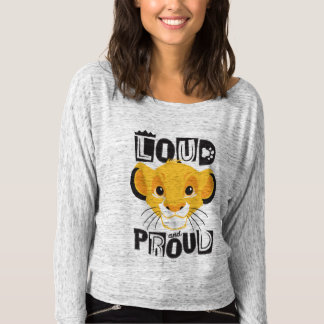 Simba | Loud And Proud T-shirt