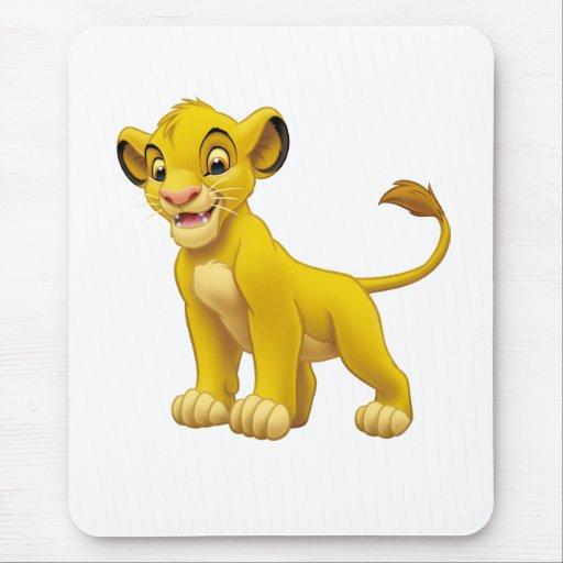 Simba Mouse Pad