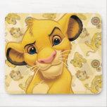 Simba Mousepads