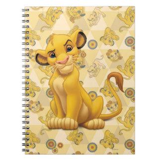 Simba Notebook
