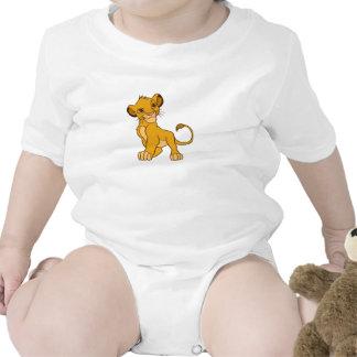 Simba orgulloso Disney Trajes De Bebé