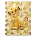 Simba Spiral Note Book