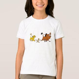 Simba, Timon, and Pumba Disney T-Shirt