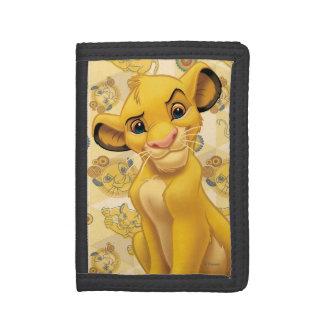 Simba Trifold Wallets