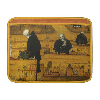 "Simberg's Garden of Death 13"" MacBook sleeve"
