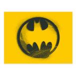 Símbolo 2 del aerosol de Batman