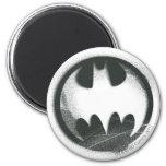 Símbolo 2 del aerosol de Batman Imanes Para Frigoríficos