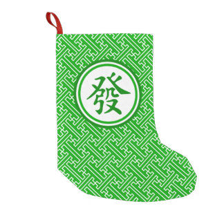 Símbolo afortunado de Mahjong