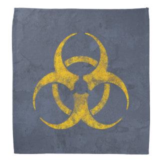Símbolo apenado del Biohazard
