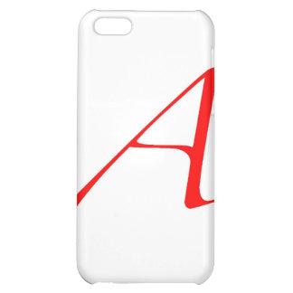 Símbolo ateo (rojo A)