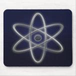 Símbolo atómico alfombrillas de ratones