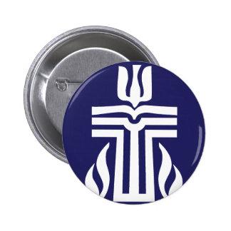 símbolo-bluewhite pin redondo 5 cm