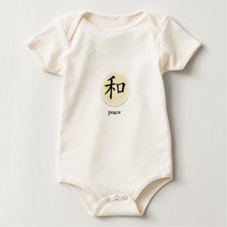 Símbolo chino de la enredadera infantil para el enteritos