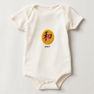 Símbolo chino de la enredadera infantil para la enterito