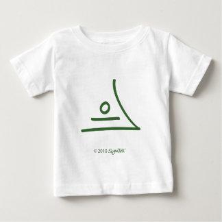 Símbolo conservador verde de SymTell Playera