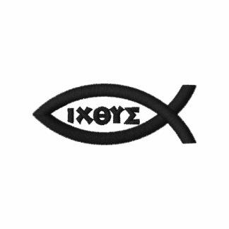 Símbolo cristiano de la fe de los pescados de
