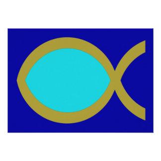 Símbolo cristiano de los pescados
