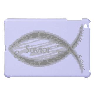 Símbolo cristiano de los pescados del salvador de