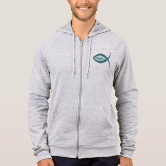 Símbolo cristiano de los pescados del salvador de  camiseta