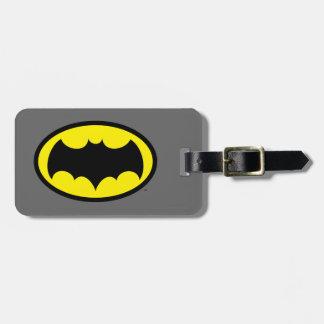 Símbolo de Batman Etiquetas Maleta