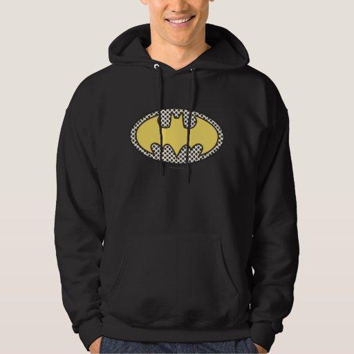 Símbolo de Batman Showtime Sudaderas