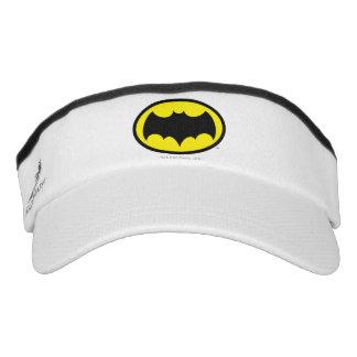 Símbolo de Batman Visera