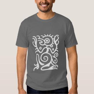 Símbolo de Birdman del maya Polera