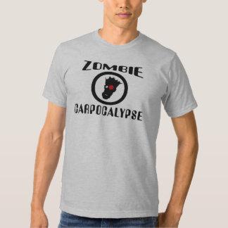 Símbolo de Carpocalypse del zombi Polera