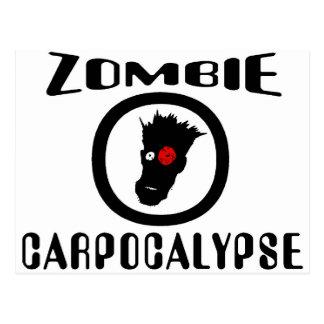 Símbolo de Carpocalypse del zombi Postal