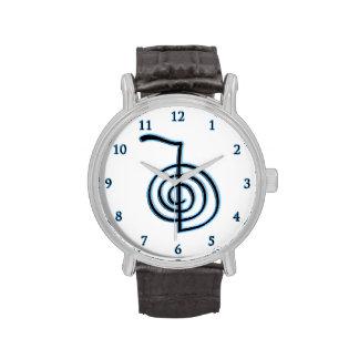 Símbolo de Cho Ku Rei Reiki Relojes