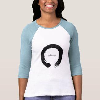 Símbolo de Enso del infinito Camisetas