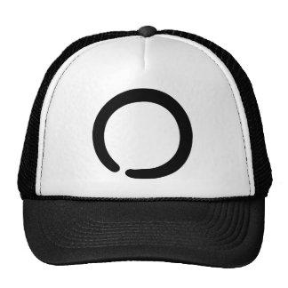 Símbolo de Enso del infinito Gorras
