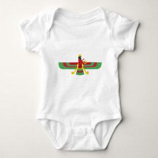 Símbolo de Faravahar Body Para Bebé