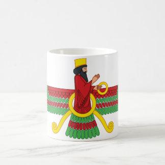 Símbolo de Faravahar Taza De Café