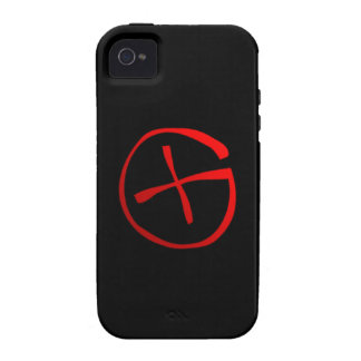 Símbolo de Geocaching iPhone 4/4S Carcasa