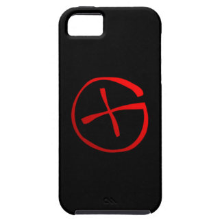 Símbolo de Geocaching iPhone 5 Case-Mate Protector
