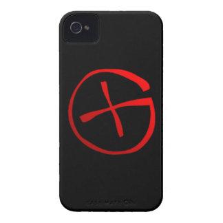 Símbolo de Geocaching iPhone 4 Coberturas