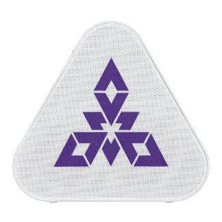 Símbolo de Japón de la prefectura de Fukuoka de la Altavoz Bluetooth