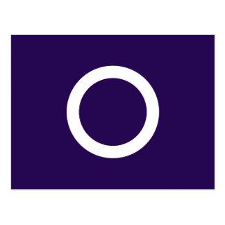Símbolo de Japón de la prefectura de Gunma de la Postal