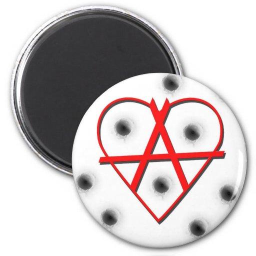Símbolo de la anarquía iman