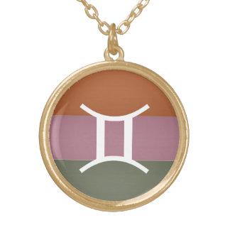 Símbolo de la astrología del zodiaco: Encanto de B Joyería