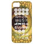 Símbolo de la astrología del zodiaco: Encanto de iPhone 5 Cárcasa