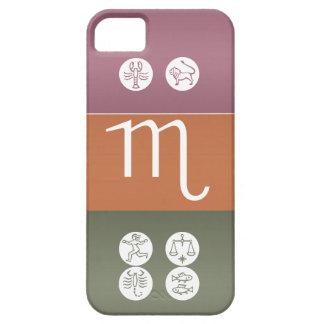 Símbolo de la astrología del zodiaco: Encanto de Funda Para iPhone SE/5/5s
