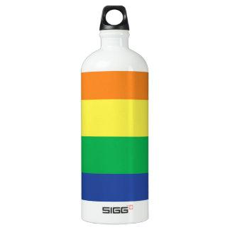 Símbolo de la bandera del orgullo gay de la