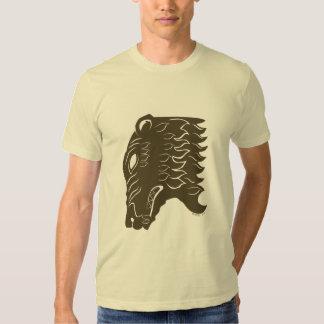 Símbolo de la cabeza del oso de BEORN™ Remera