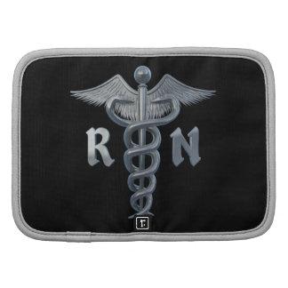 Símbolo de la enfermera registradoa organizador