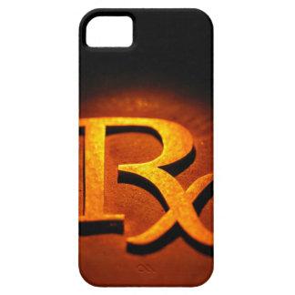 Símbolo de la farmacología iPhone 5 cobertura